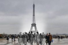 Paris Now and Then (1940s)
