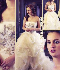Vera Wang Gisele Spring 2011 Wedding Gown