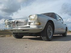 1963 - Maserati Quattroporte I