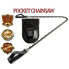 What a cool gadget! to have in your camping bag or survival kit. It's a handy little lightweight tool to breeze through the bush. Eats away at tree limbs so you can also use it in an around your own h