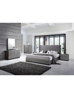 Sorrento Bedroom Set by J&M Furniture | SohoMod.com