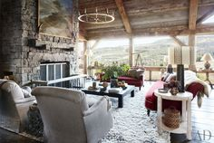 interior decor trends 2017 countryside apartment rustic interior decor wooden modern interior design rug veranda