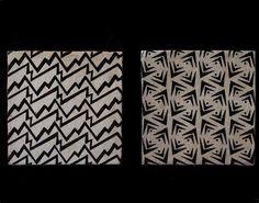 Neisha Crosland Painted Ceramic Tiles   Remodelista
