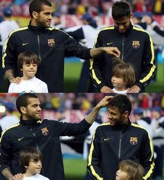 Alves & Njr www.footballvideopicture.com