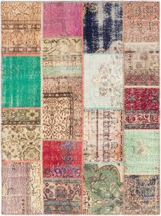Rugs Direct Gallery Sunwash Patch 187275 Rugs | Rugs Direct