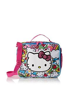 Hello Kitty Girls Rainbow Party Lunch Kit Multi   Check this awesome  product by going to the link at the image.Note It is affiliate link to  Amazon. eb30cf8ef860d