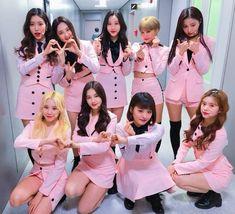 Kpop Girl Groups, Korean Girl Groups, Kpop Girls, Nayeon, K Pop, Shy Shy Shy, Stage Outfits, Fashion Outfits, Nancy Jewel Mcdonie