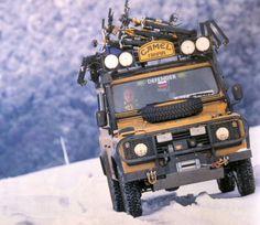 Camel Trophy Land Rover~<3