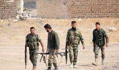 مقتل 30 محاربًا من القوات الحكومية ونحو…: نفذت طائرات حربية عدة غارات على مناطق في محيط بلدتي حزرما والبحارية في الغوطة الشرقية، ولم ترد…
