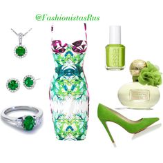 """Poison Ivy"" by mslabellag on Polyvore"