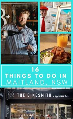 Maitland Cafes, Restaurants, Things To Do and Places To Visit Travel Guides, Travel Tips, Travel Destinations, Travel Abroad, Travel Goals, Maitland Nsw, Stuff To Do, Things To Do, Australia Travel Guide