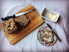 Bread and Better : Fruit and Mixed Seed Rye Loaf Christmas Cheese, Rye Flour, Mixed Nuts, How To Make Bread, Seeds, Tasty, Snacks, Baking, Fruit