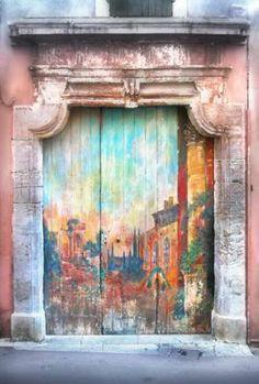 NSCC Art Door Project