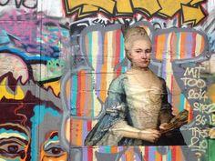 Outings project ou quand les oeuvres d'art descendent dans la rue
