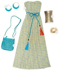 how cute is this?! From Chicago boutique Xana Chambray