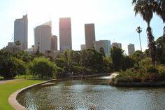 Sydney, Australia Botanic Gardens- By Tarinoita Maailmalta Travel blog
