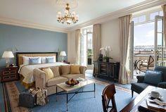 Shangri-La Hotel Paris à Paris, France