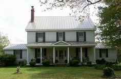 Standing Seam Metal Roof (Englert) provided by Aegis Roofing Fredericksburg 22401