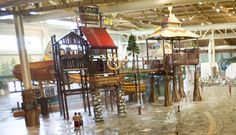 Great Wolf Lodge Grapevine, TX.  Indoor waterpark and resort?  Yes, please.