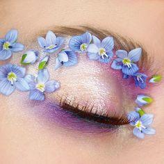 Floral Fantasy Makeup Tutorial - Makeup Geek