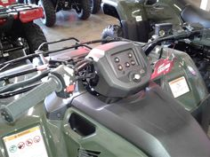 New 2017 Honda FourTrax® Rancher® ATVs For Sale in New Mexico. Any mechanic, woodworker, tradesman or craftsman knows that the right tool makes the job a whole lot easier. And having the right tool means having a choice. We've all seen someone try to drive a screw with a butter knife, or pound a nail with a shoe heel. The results are never pretty. Honda's FourTrax Rancher line are premium tools for the jobs you need to do, whether that's on the farm, the jobsite, hunting, fishing…