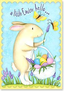 Easter Card - ...to someone who spreads joy wherever they go! | Beth Logan | 29440 | Leanin' Tree