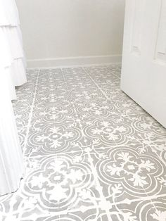 Painting Floor Tiles New 25 Best Ideas About Painting Tile Floors On Pinterest Of Painting Floor