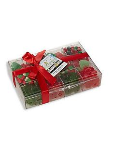 The Hampton Popcorn Company Assorted Candy Gift Box - No Color