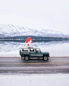 #Iceland Happy Valentine's Day! #Landrover #Defender 110 @alexstrohl