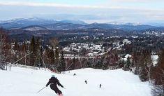 ski autour de Montreal