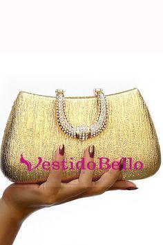 fb58472c8d1 Comprar oro elegante bolso 7681 54800 Baratos Venta En Línea -  VestidoBello.com. Venta En LíneaBolsos De ...
