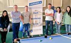 Eoin was in with TCD Launchbox to update them on preparations for the Startup Gathering