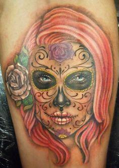 my best friend melissa szeto´s work. She is a wicked talented tattoo artist!