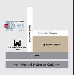 #russoartgallery #istanbul #kroki