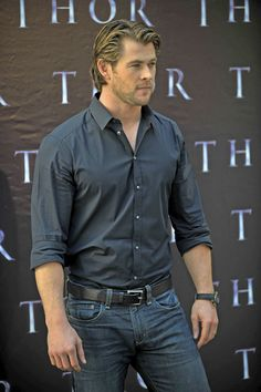 "Chris Hemsworth ""Thor"" Madrid Photocall"