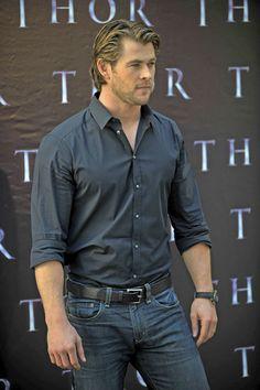 "Chris Hemsworth ""Thor"" Madrid Photocall"