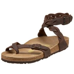 Birkenstock Tatami Yara. I am so not the typical Birk girl, but I would wear these cuties!