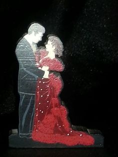 Sheila's Collectables-GONE WITH THE WIND...THE EMBRACE