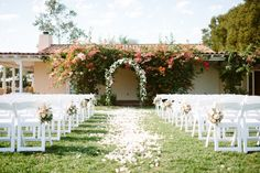 Whimsical and Romantic California Wedding From Acres of Hope Photography