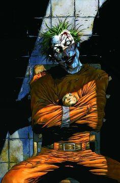 Dc Comics, Heros Comics, Joker Batman, Batman Art, Joker Kunst, Batman Kunst, Joker Und Harley Quinn, Der Joker, Comic Book Characters