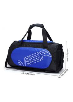 MIER Small Gym Sports Bag with Shoes Compartment for Men and Women 9d49ce94c72ee