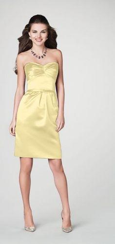 yellow dresses galore!