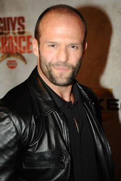 Jason Statham. How is he hot AND cute? The Phwoar Gent.