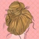 The Perfect Messy Bun in 3 Steps. Yeah, I kinda need this.  It's hard as a ballerina to NOT do a ballerina bun.