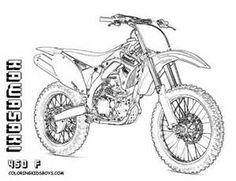 coloriages a imprimerie de motos motocross - Résultats 22find.com Yahoo France de la recherche d'images