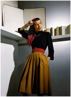 Photograph by Horst P.Horst for VOGUE -1941-