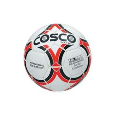 Product Description  The Cosco Torino Football PVC Hand Sewn ball.  Features  PVC Hand Sewn ball.  Available in mix designs.  High shape retention and stability.  Fitted with latex bladder.