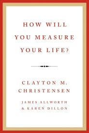 For those who questioned yourselves about life, business and how they can be the perfect together this is the best book! I just read this book from Clayton and I'm already his fan. He made me stop and think how I want to measure my life, and when you have it set, it is easier to make daily decisions 
