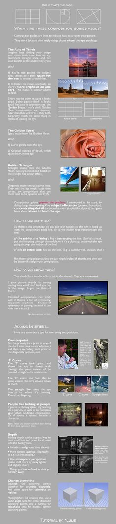 \'The Secret to Composition\' tutorial