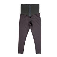The inside of black body shaper pants Custom Sportswear, Short Torso, Body Curves, Improve Posture, New Fashion Trends, Black Body, Private Label, Workout Wear, Put On